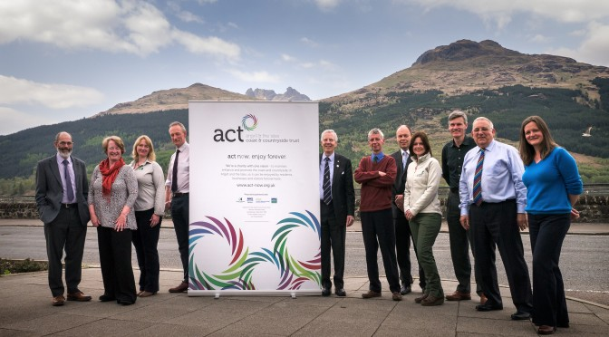 "ACT Launches: ""Local Charity will ACT"""