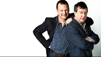 Meet the Likely Lairds Radcliffe & Maconie from Radio 6 Music