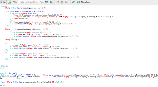 Refining the Special Sauce: A pinch of SQL, a peck of PHP, a dash of CSS. Delicious.