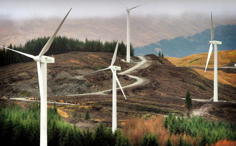 On Forargyll Now: Why have the Tories got it in for Onshore Wind?